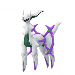 Arceus Dragon Type
