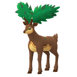 Sawsbuck Summer Form